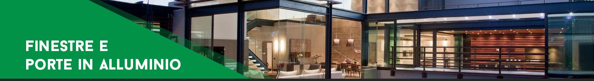 Finestre e porte in alluminio desa fenster - Coibentazione davanzali finestre ...